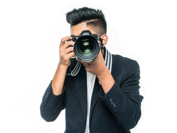photography camera banner